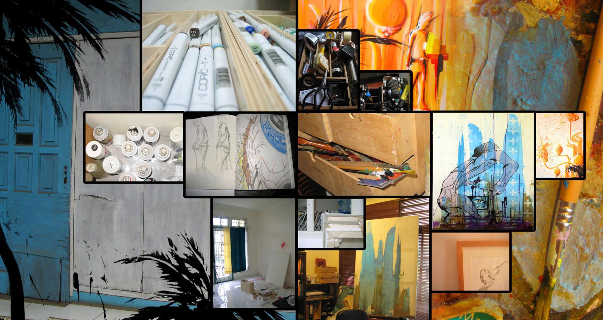 art artist street art illustrator gregor fenger paintings illustration cover street grafitti grafik gregor fenger 2