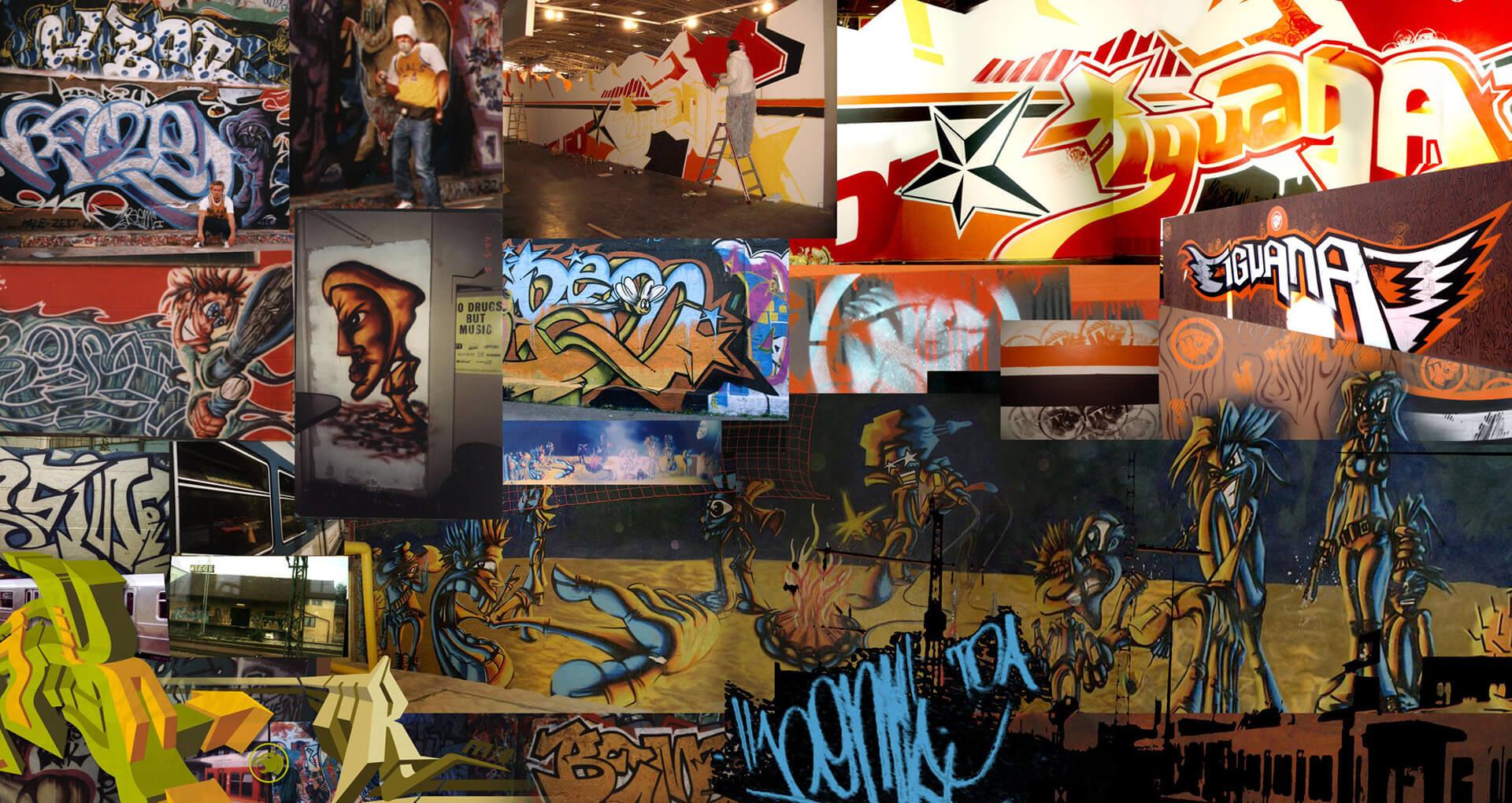 art paintings illustration cover street grafitti grafik gregor fenger 5
