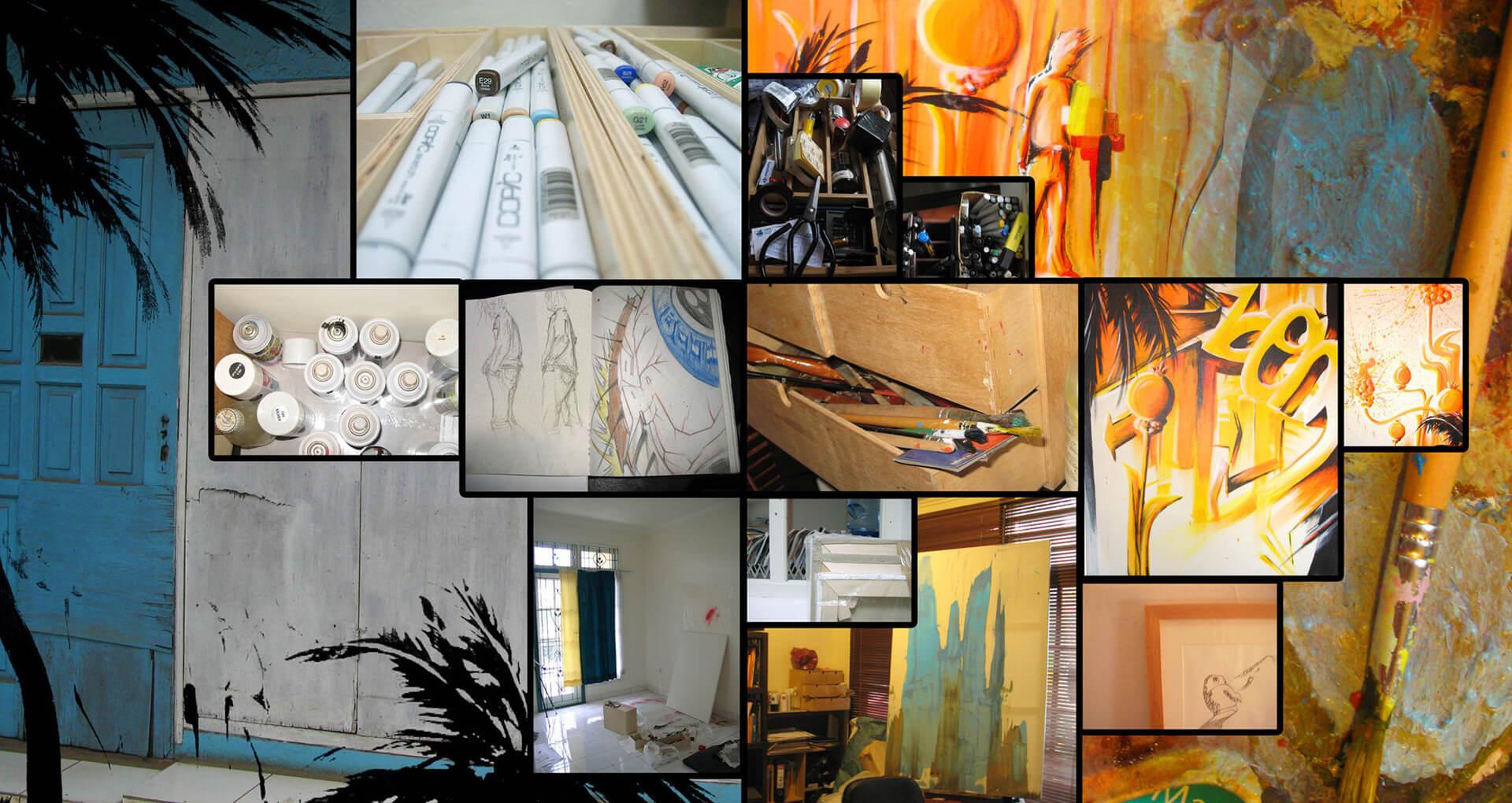 art paintings illustrations graphic gregor fenger 2