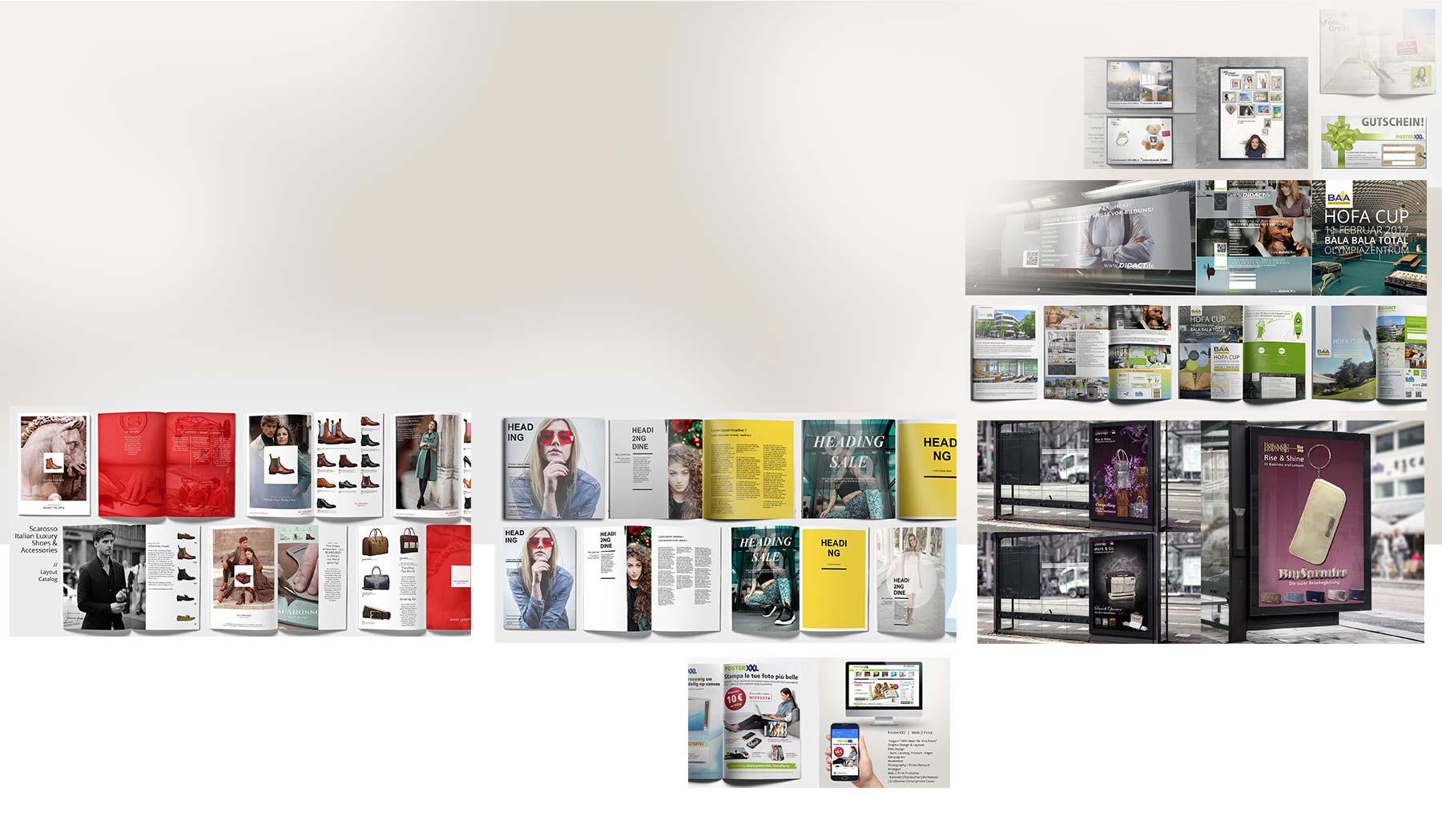 grafik design kataloge print werbung muenchen 3
