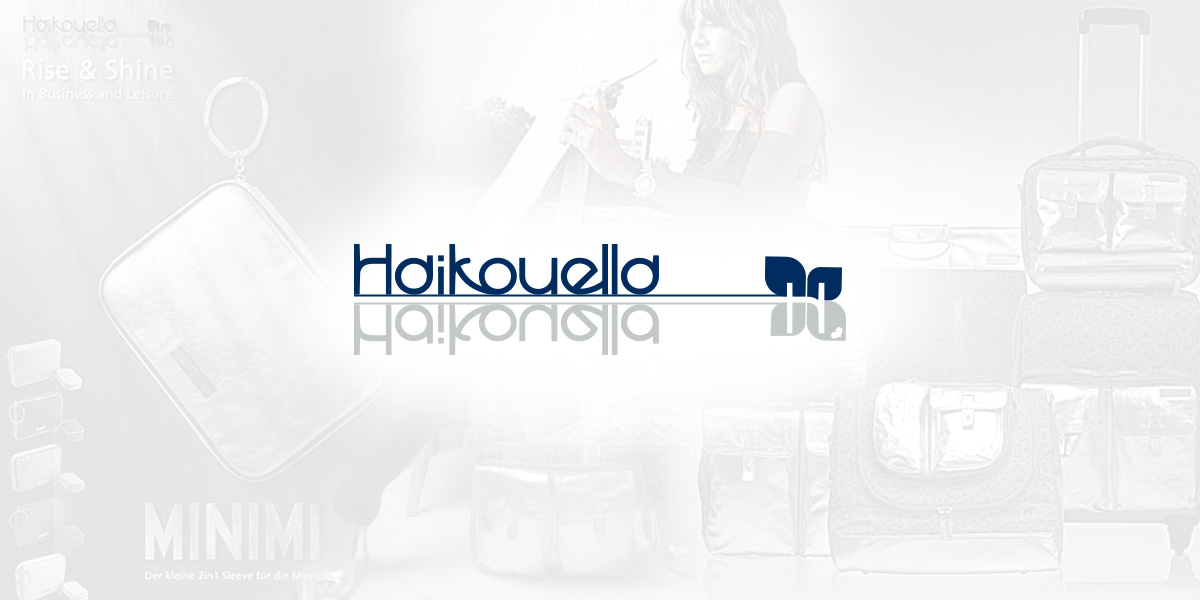 logo design muenchen corporated design brand haikouella