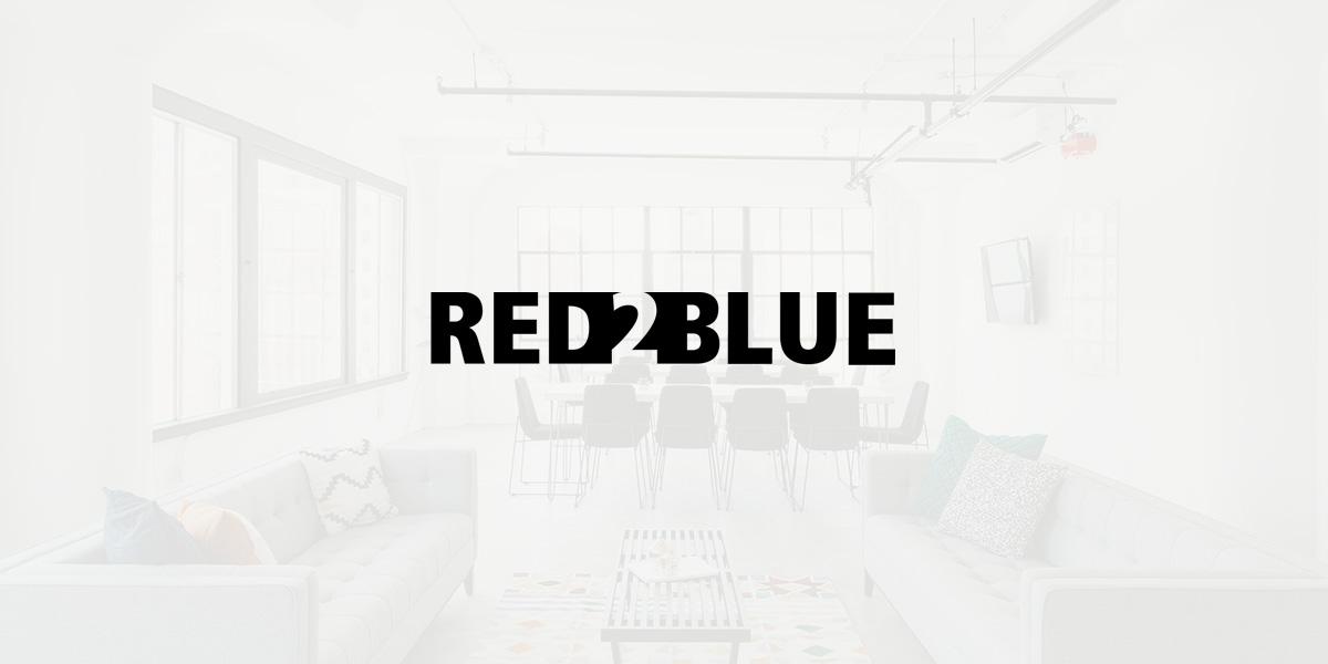 logo design muenchen corporated design brand red2blue