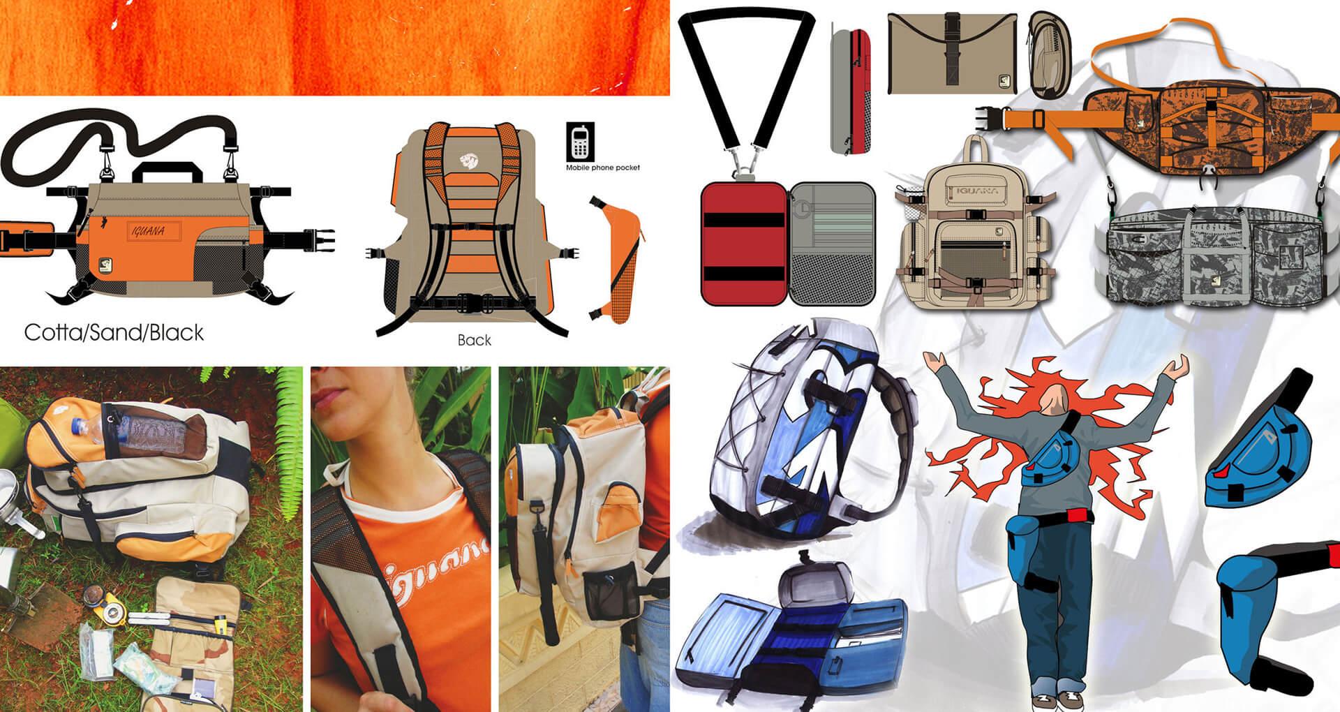 produkt design münchen taschen accessories snowboards surfbaords hats gloves bags shoes sandals 6