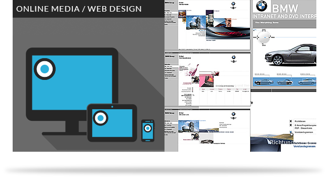 web design web development muenchen