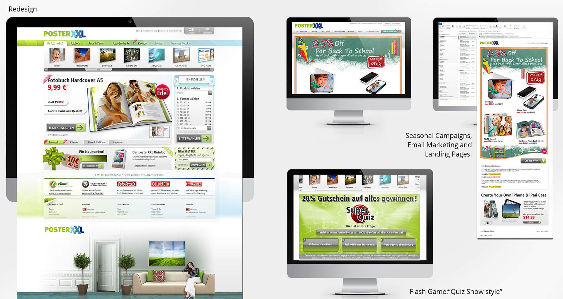 webdesign online marketing responsive wordpress html5 css newsletter banner 22