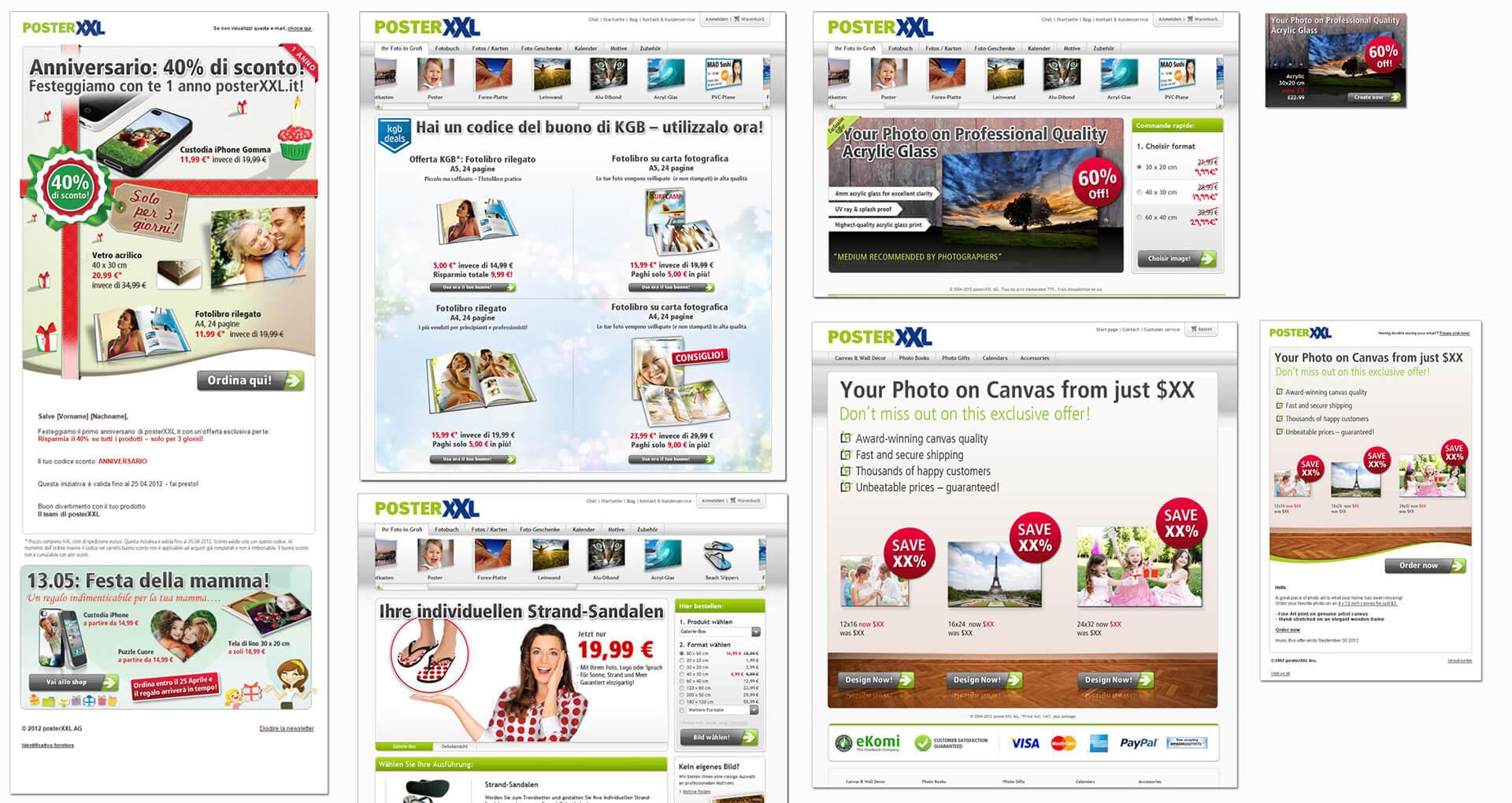 webdesign online marketing responsive wordpress html5 css newsletter banner 24