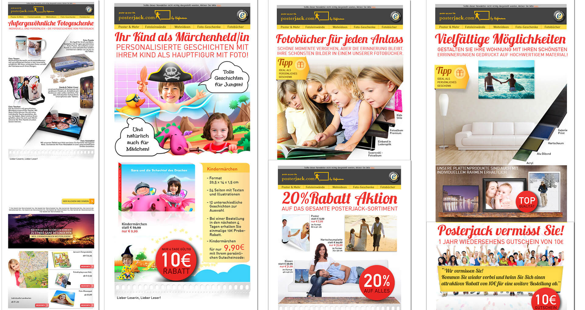 webdesign responsive seo sem online marketing wordpress html5 css newsletter banner 16