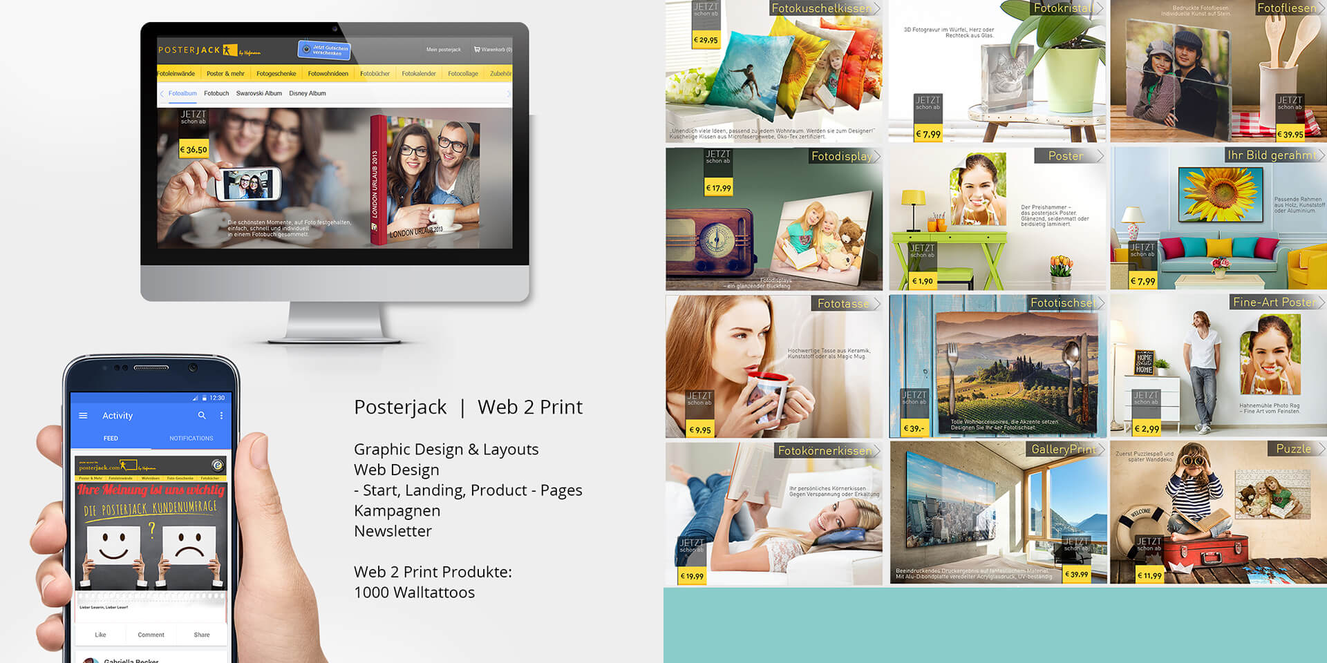 webdesign responsive seo sem online marketing wordpress html5 css newsletter banner 20