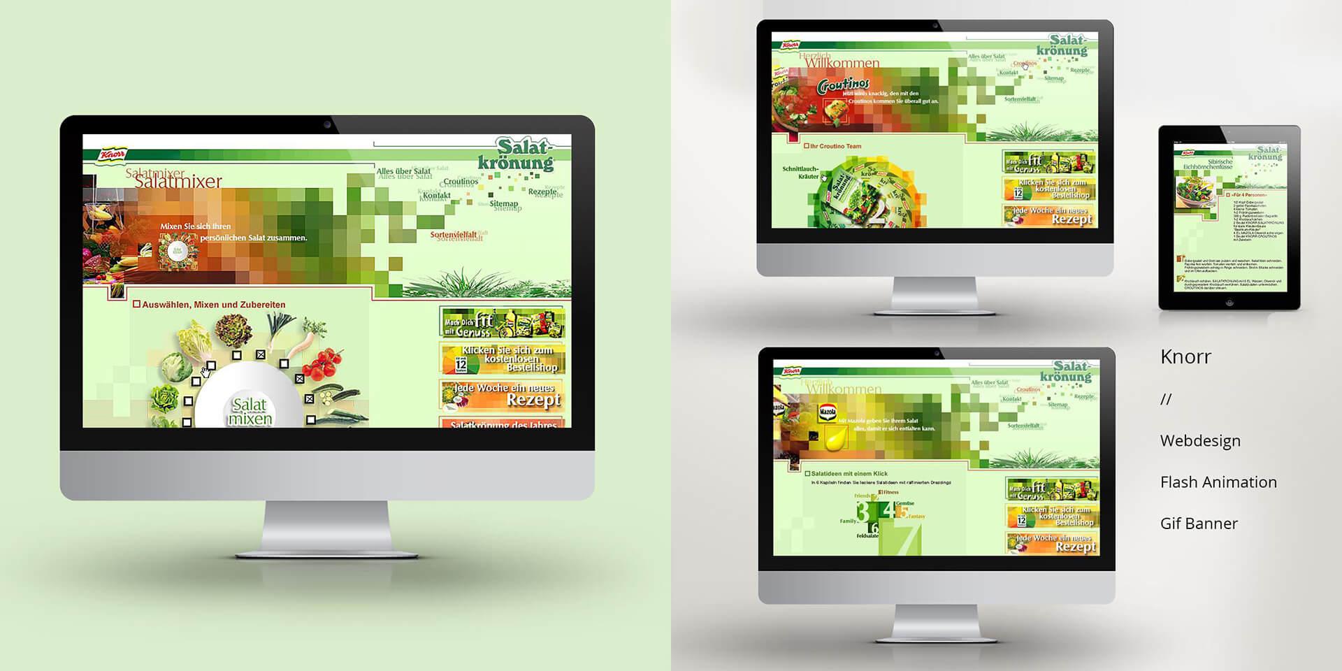 webdesign responsive seo sem online marketing wordpress html5 css newsletter banner 3