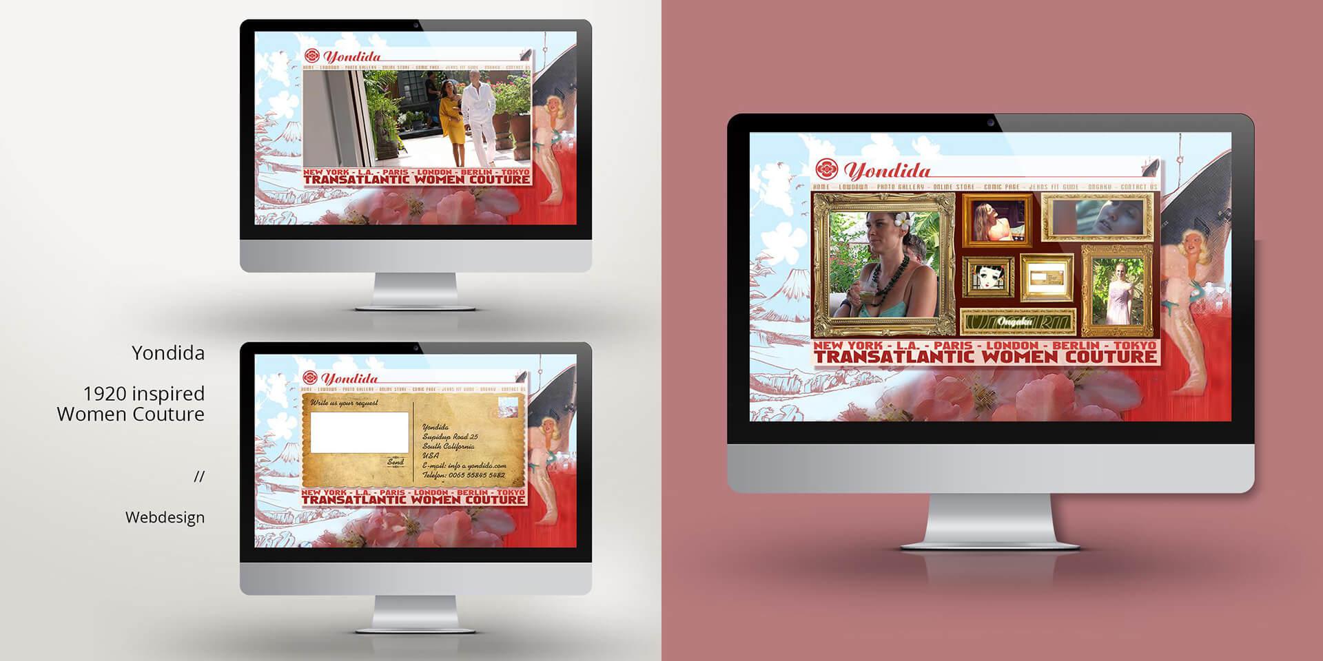webdesign responsive seo sem online marketing wordpress html5 css newsletter banner 9