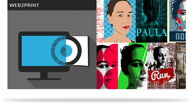 webtoprint popart agentur templates muenchen