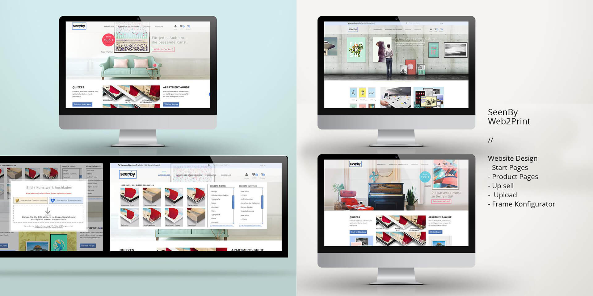 webtoprint wordpress social media marketing html5 css newsletter responsive banner 014