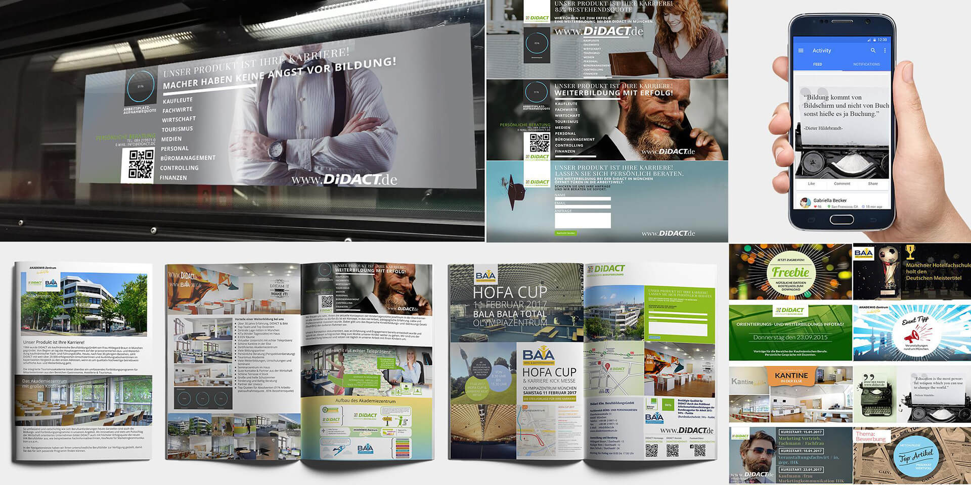 werbung print marketing online adwords social media grafik design layout kataloge flyer 21