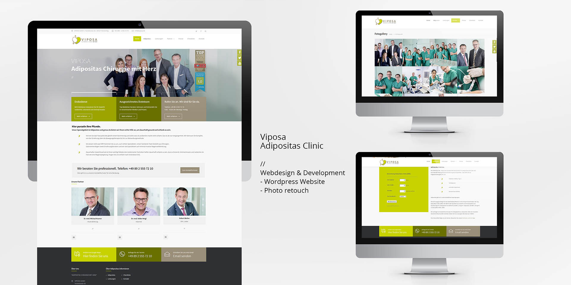 webdesign logo ci corporate identitiy stationery corporate design viposa