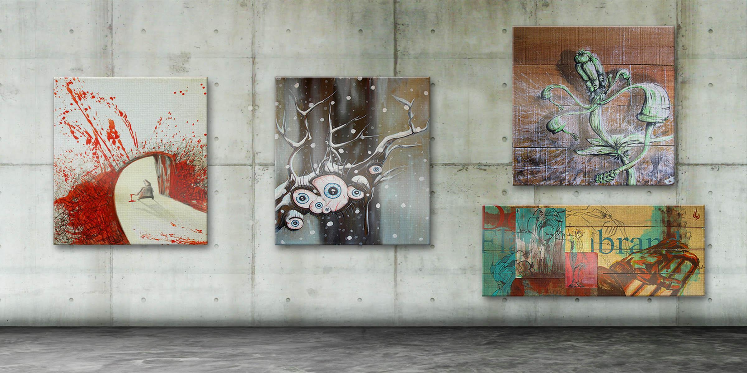 10 art artist street art illustrator gregor fenger art street acryl jakarta fair scribble graffiti