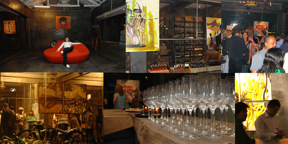 11gregor fenger art street acryl jakarta fair gallery scribble graffiti