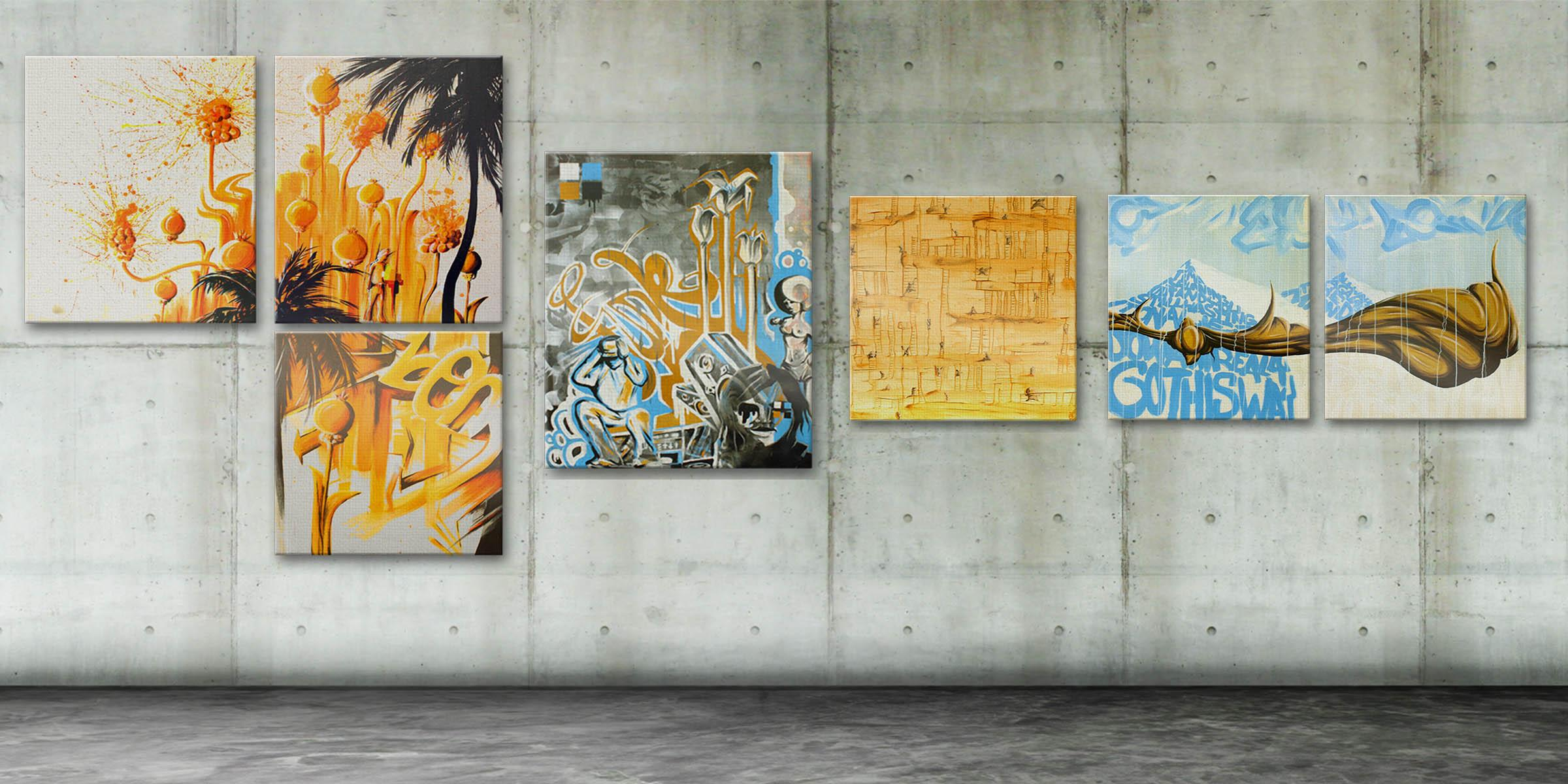 8 art artist street art illustrator gregor fenger art street acryl jakarta fair scribble graffiti