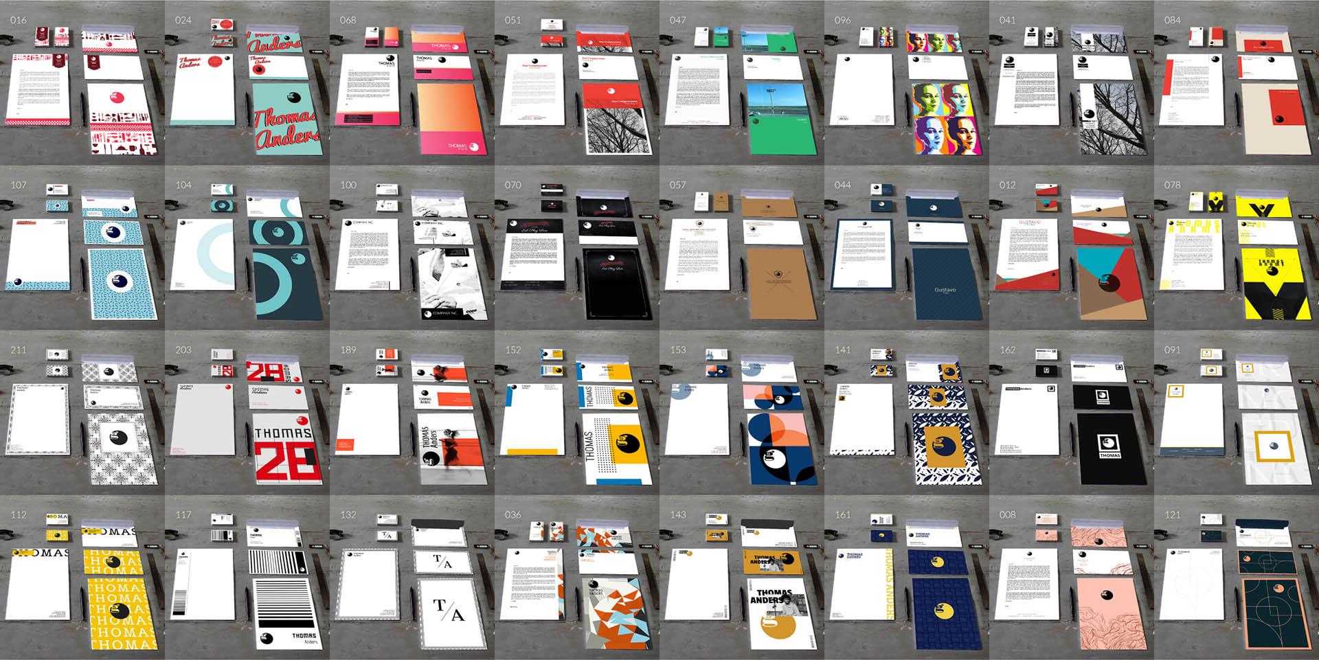 corporate design geschaeftsausstattungen stationery gfd 02