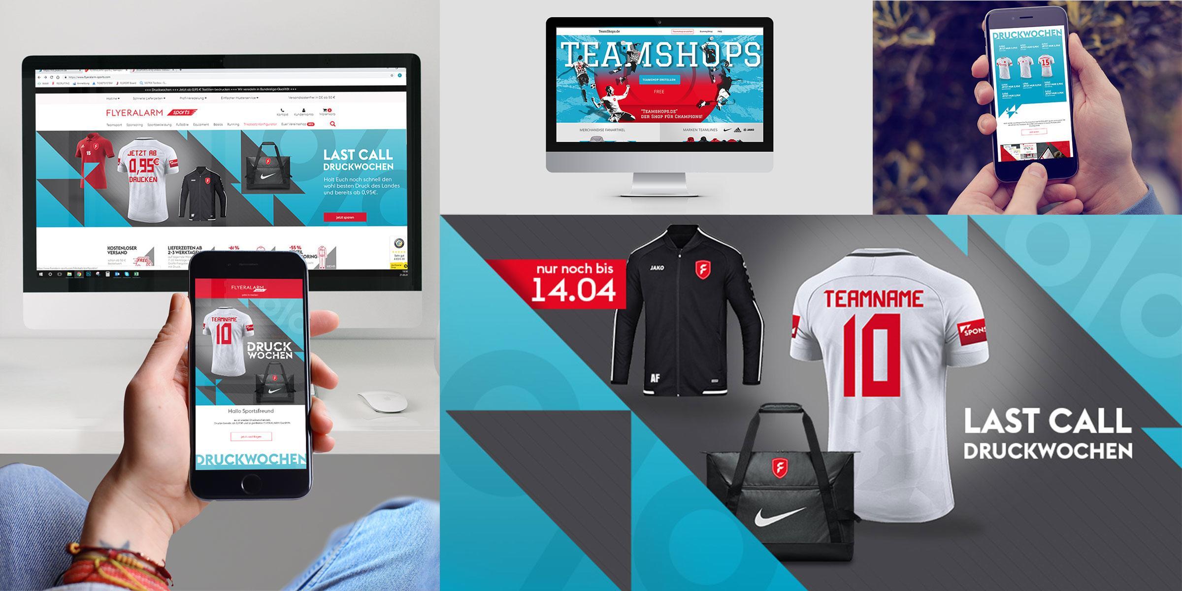 15 gfd gregor fenger designworks for fa sports de branding corporate design smm sma social media marketing online