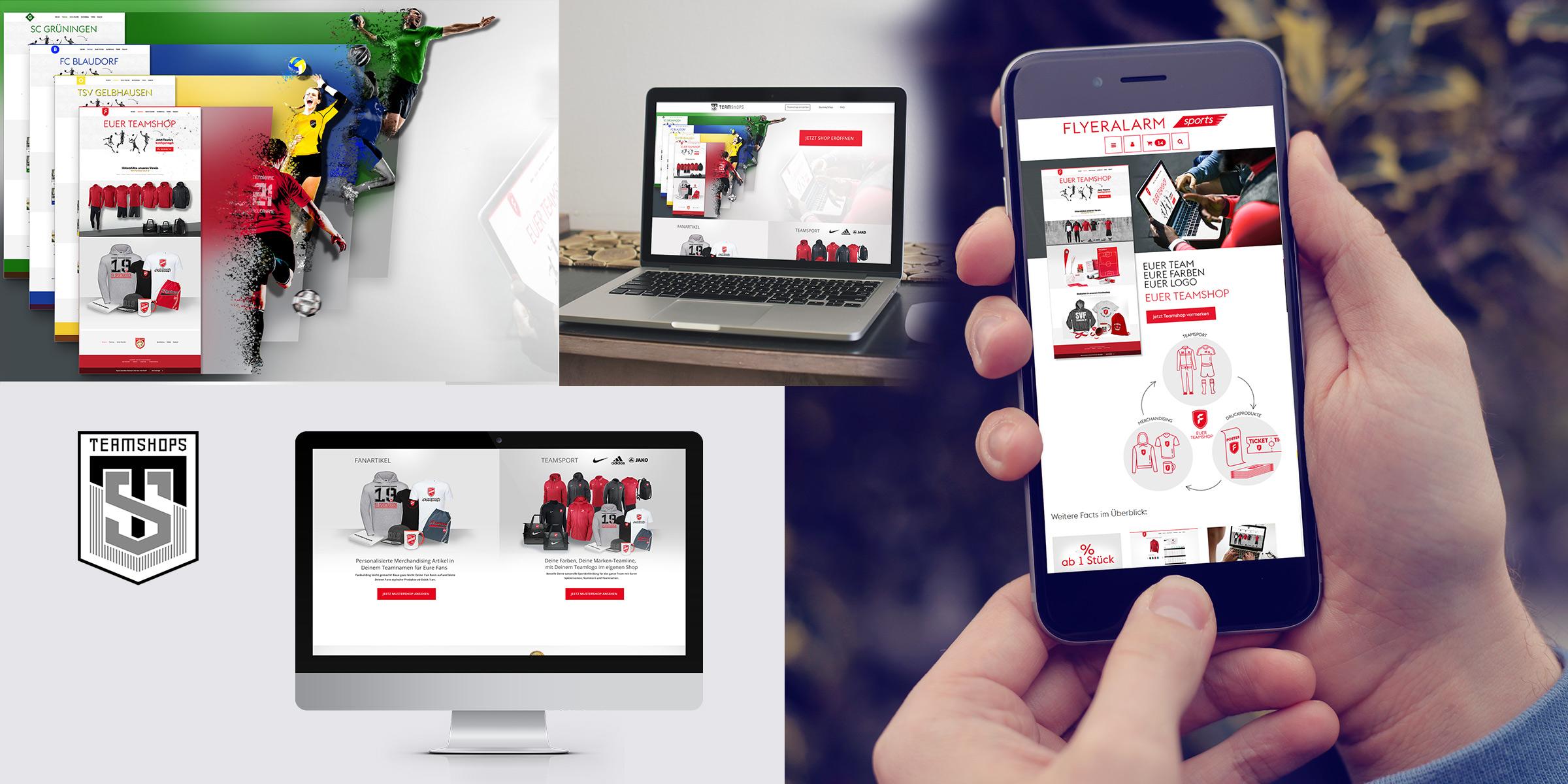 17 gfd gregor fenger designworks for fa sports branding corporate design smm sma social media marketing online