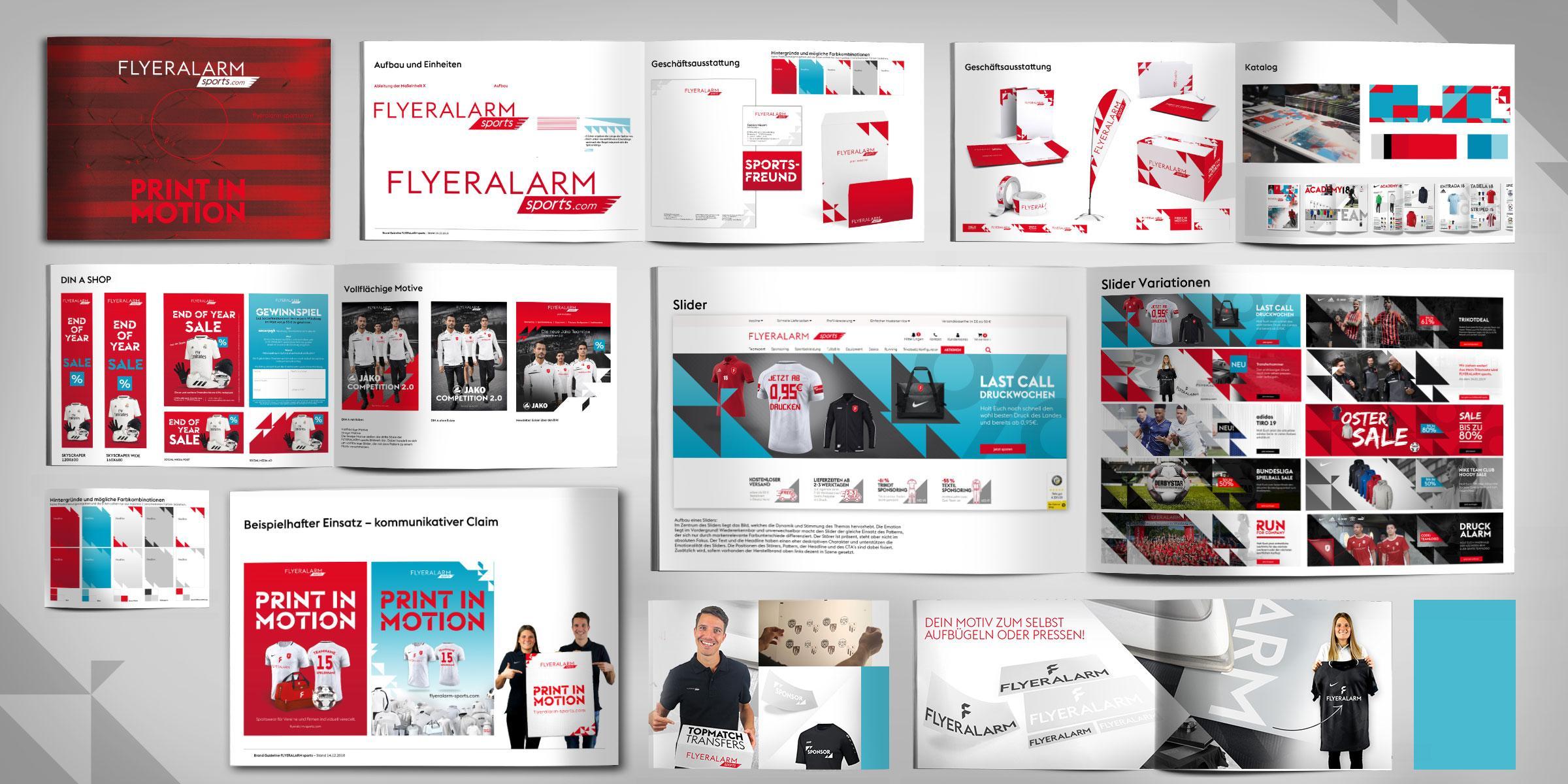 2 gfd gregor fenger designworks for fa sports de branding corporate design smm sma social media marketing online