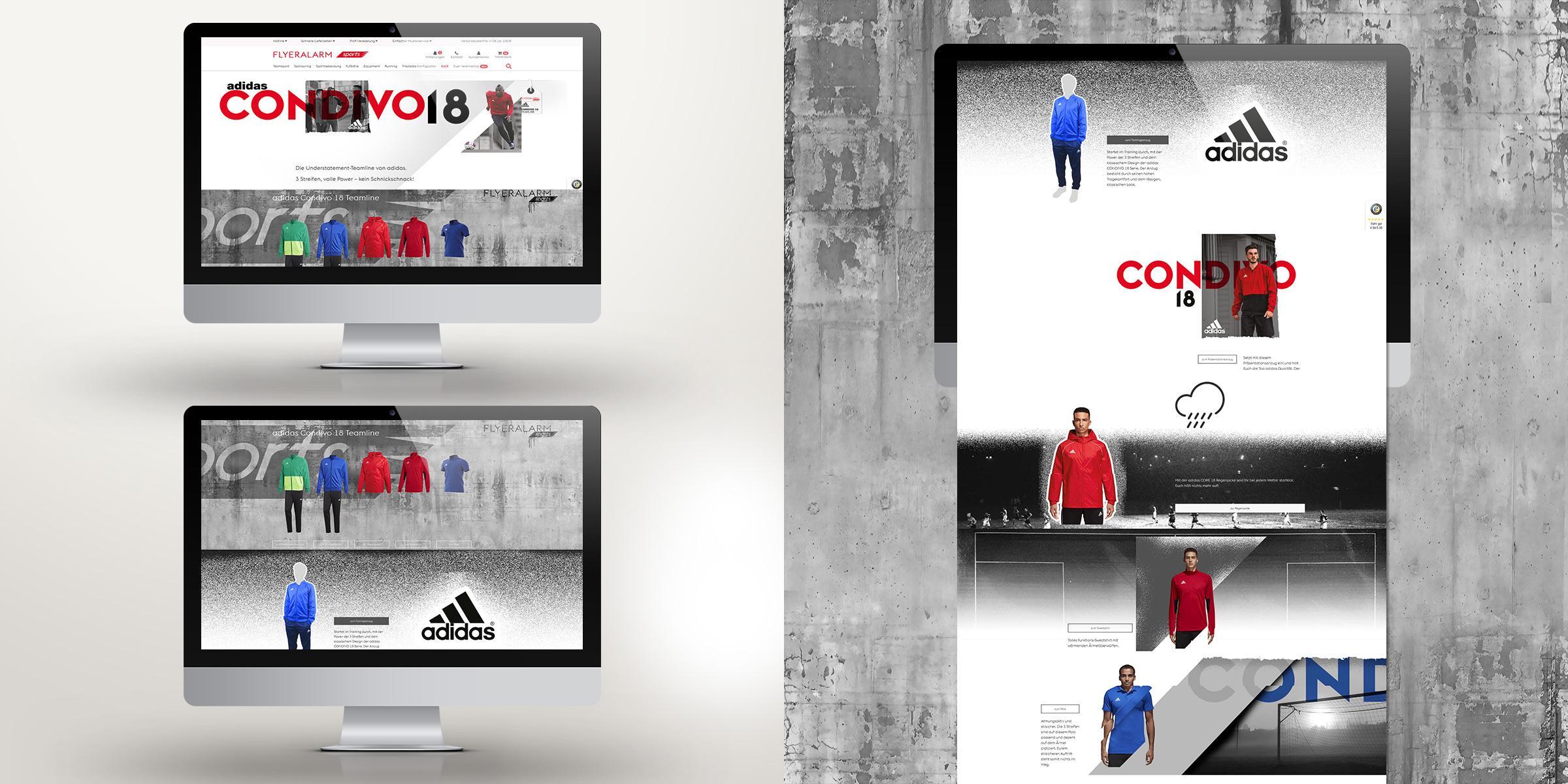 7 gfd gregor fenger designworks for fa sports de branding corporate design smm sma social media marketing online