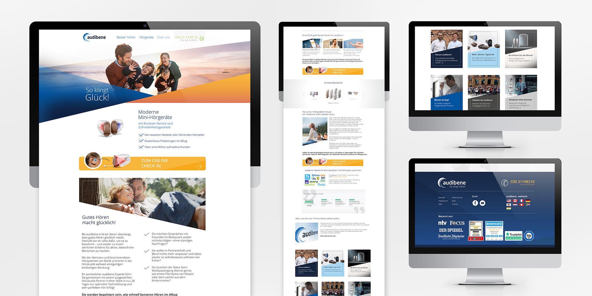 gfd ab website 1 werbeagentur werbung grafik print Kreativ agentur muenchen full service 360 marketing