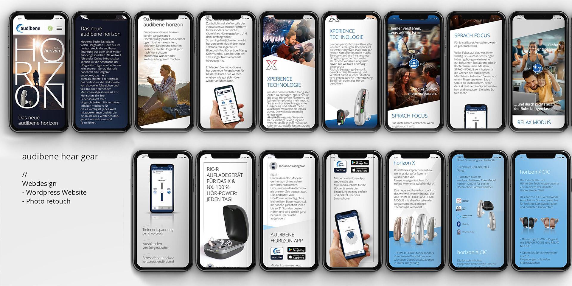 gfd ab website 2 mobile werbeagentur werbung grafik print Kreativ agentur muenchen full service 360 marketing