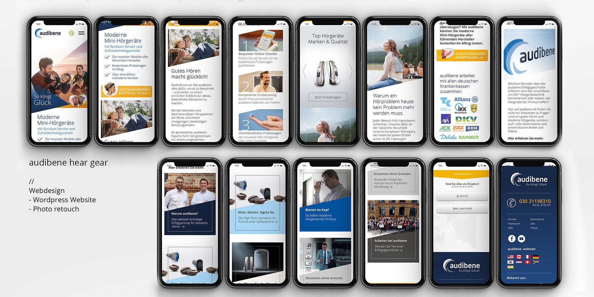 gfd ab website 3 mobile werbeagentur werbung grafik print Kreativ agentur muenchen full service 360 marketing