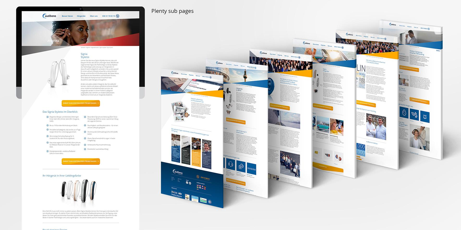 gfd ab website subpages werbeagentur werbung grafik print Kreativ agentur muenchen full service 360 marketing